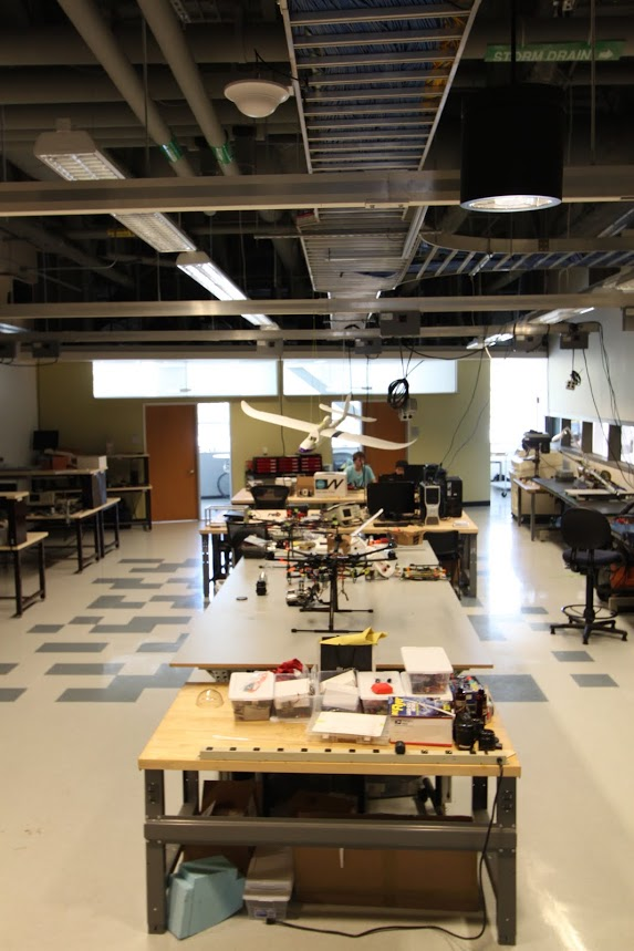 Photo of Maker space